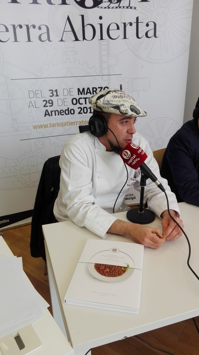 Participación en el programa «Miradas viajeras» de Capital Radio