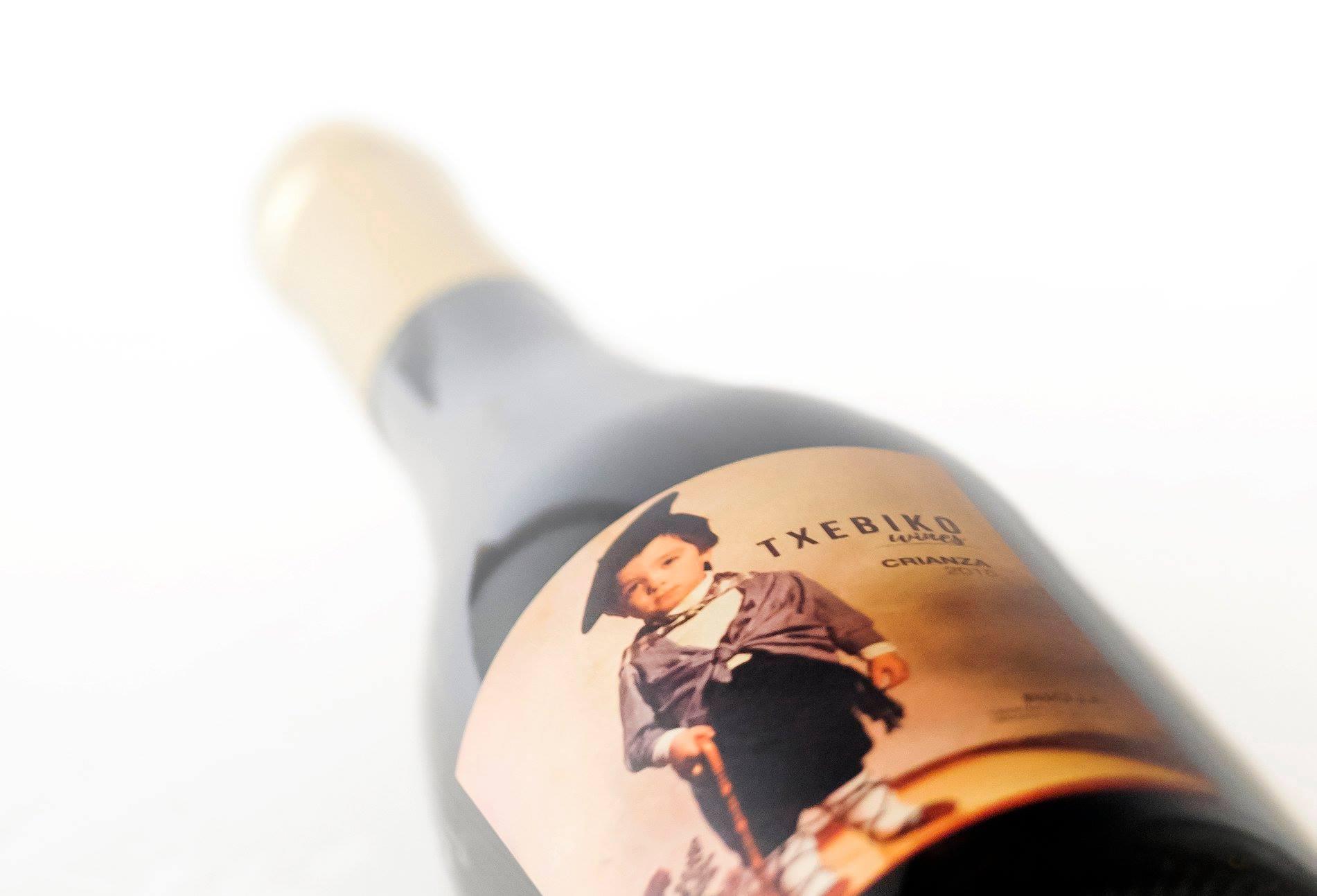 Txebiko wine, un crianza con DOC Rioja